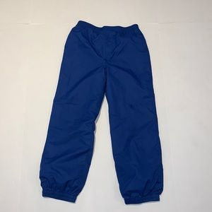 Blue snow pants for kids 7/8 years